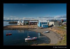 Vogurinn - Flatey (Agnar Danelsson) Tags: west canon island eos iceland ef 1740mm 30d flatey f4l breiafjrur