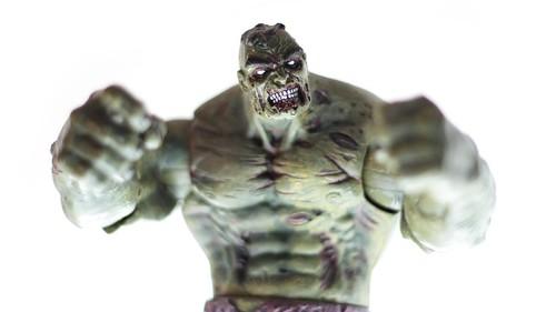 marvel zombie hulk