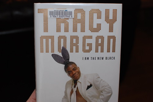Tracy Morgan Jordan's Auto-Bio