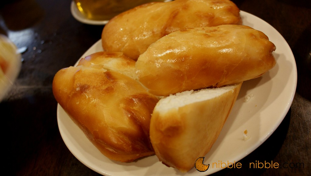 Chinese Fried Sweet Bun