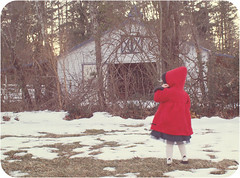 little red riding hood (bootsieking) Tags: