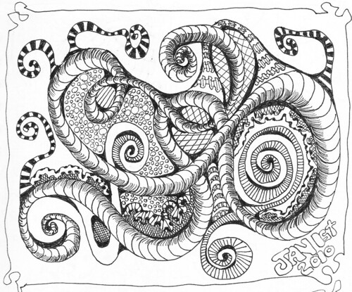 A Drawing a Day 2010