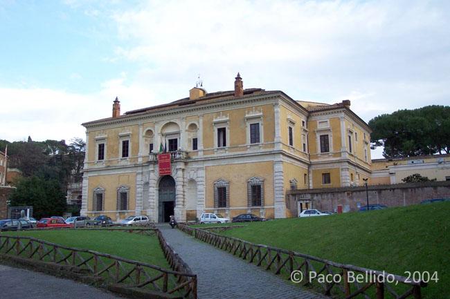 Villa Giulia. © Paco Bellido, 2004