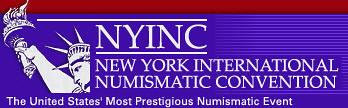 New York International coin show