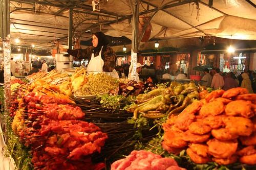 Restaurant Aicha Marrakech Morocco