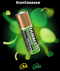 Duracell StayCharge Batteries