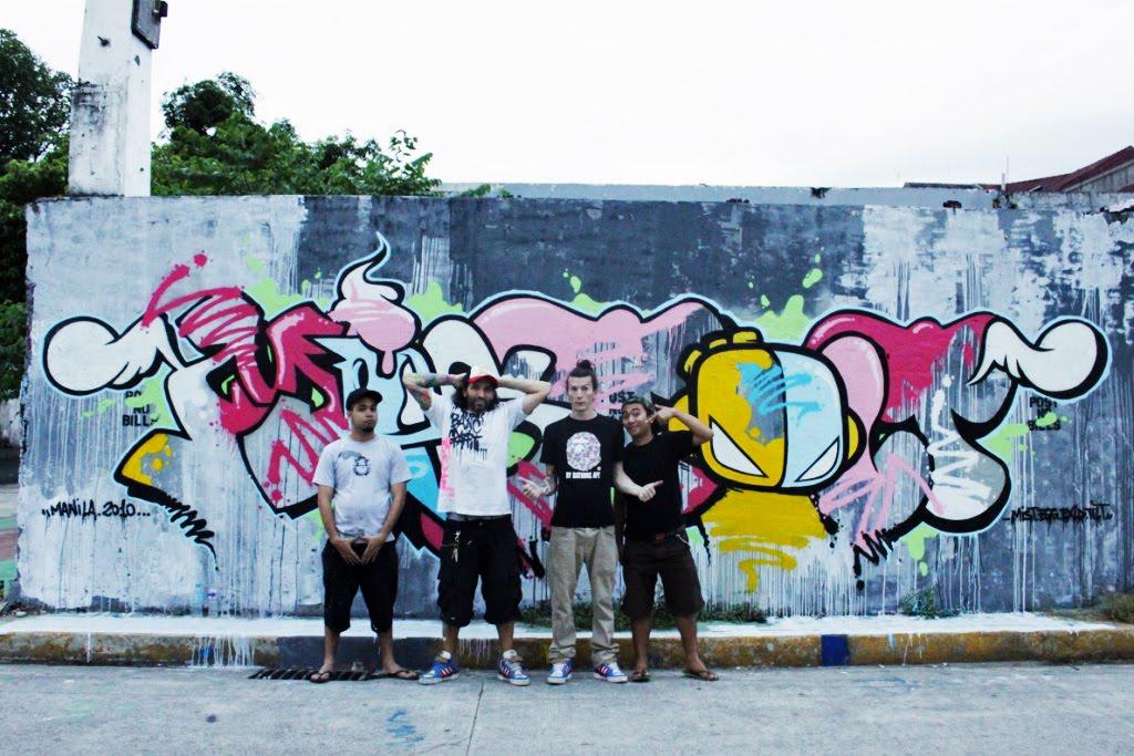 FreshManila Street Art