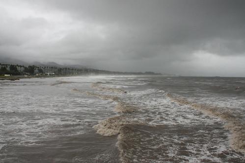 El Nino Storm in Santa Barbara 2010