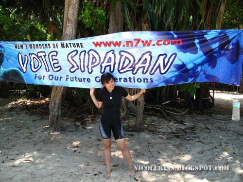 vote for sipadan