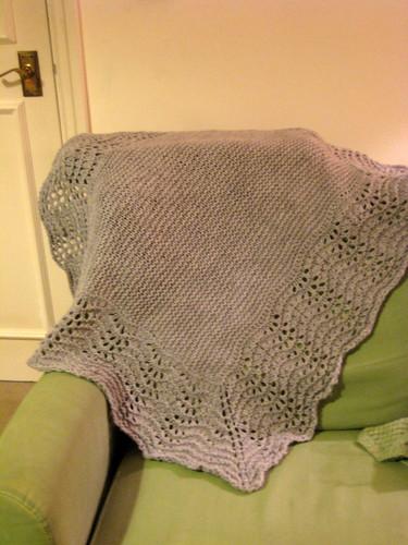 FO: Hap blanket
