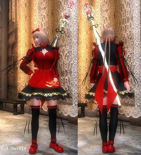 Lera's Valentine Outfit 2 - TESNexus