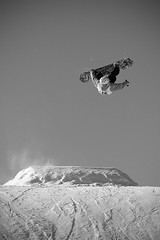 micha gre (adam chrabaszcz) Tags: bw white snow black big high jump board air snowboard rodeo grab bigair fs biga canon135 witw canon40d kwalifikacje adamchrabszcz michagre olimpiadamodziey przezgow