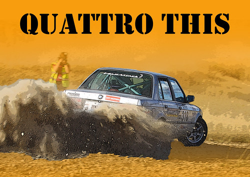 How A $500 Craigslist Car BEAT $400k Rally Cars