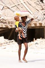 UN Food Run (wirepix) Tags: haiti champdemars