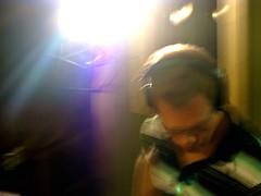 Tracking bass @ Room & Board 1 (ryland.haggis) Tags: studio drums bc bass drummer recording sessions abbotsford recordingstudio bassplayer electricbass rylandhaggis colinbullock furybass samheard anthembass