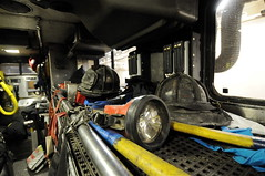 The Insides (MAG Photography Studio (Marc-Anthony G.)) Tags: new york city nyc newyorkcity brooklyn nikon firetruck nikkor firehouse fdny firedepartment rescue2 firehelmet nikkor1224mm firedepartmentofnewyork rescuetruck leatherhelmet nikond300 rescuetwo