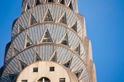 Chrysler Building Crown/Top