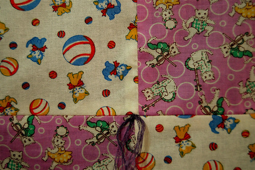 repro vintage fabric