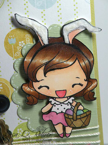 Easter Anya