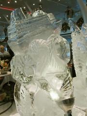 Celebrity Solstice Ice Sculpture