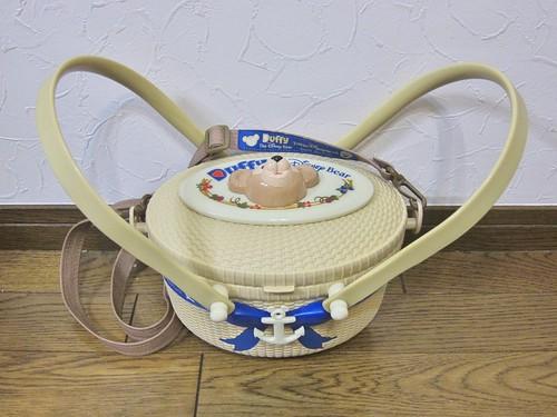 ダッフィーポップコーンバケット