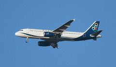 Olympic Airlines Airbus A320-232 SX-OAP