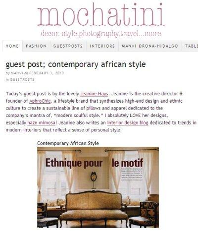 mochatini guest post