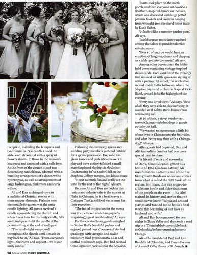 Inside Columbia February 2010 issue #2
