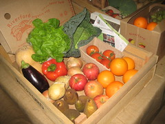 Organic vegetable Boxes (AndyRobertsPhotos) Tags: vegetable boxes organic