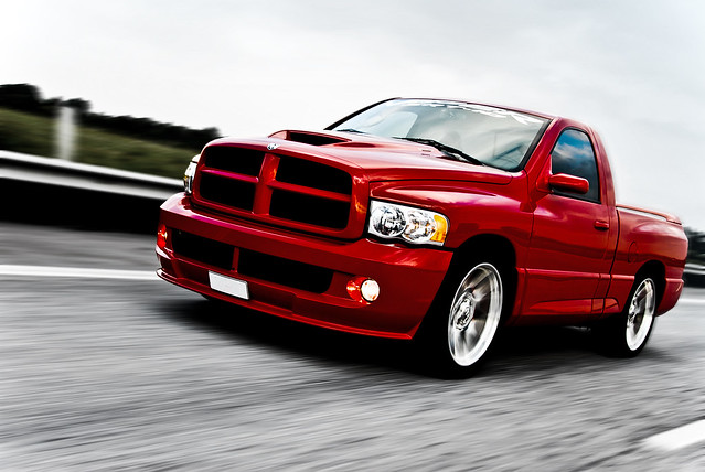 red speed dodge ram viper srt srt10