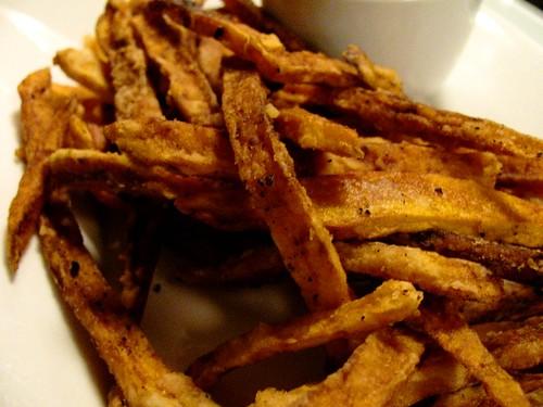 Yam Fries @ Anju
