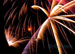 Fireworks (Billy Wilson Photography) Tags: carnival light sky ontario canada night digital canon dark eos rebel fireworks explosion atmosphere celebration xs february soo northern saultstemarie northernontario algoma bonsoo billywilson