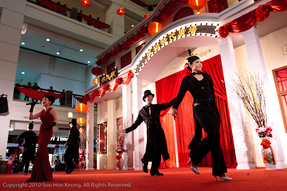 Night of Shanghai Dance @ Times Square, KL, Malaysia