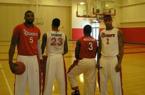 New St. John's uniforms 7
