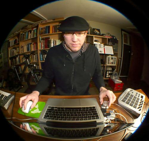 """Bill Van Loo remixing Joshua Schnable's """"1970 Sumeria"""""""