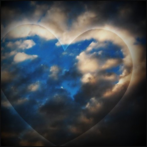 Stormy Heart in the Sky IV