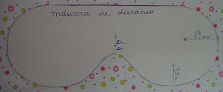 MÁSCARA DE DESCANSO - MOLDE by TANIA MARGARETE