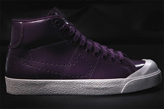 NIKE All Court Leather mid