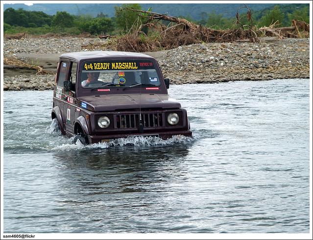 Cabaran 4x4 Matupang - Suzuki 4x4 SJ413