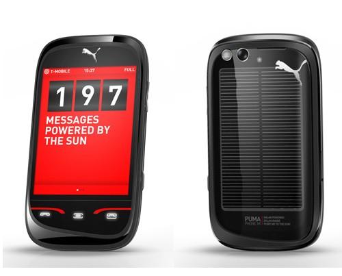 puma phone 2010