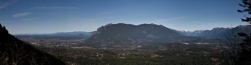 Mount Si Panorama