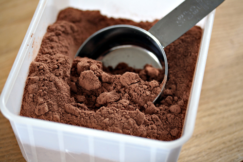 Askinosie cocoa powder