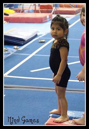 Gym Girl 1