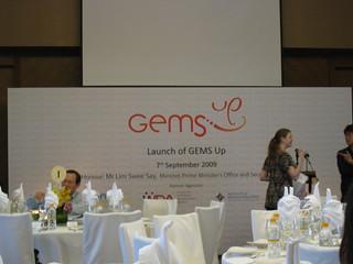 GEMS Up 07092009