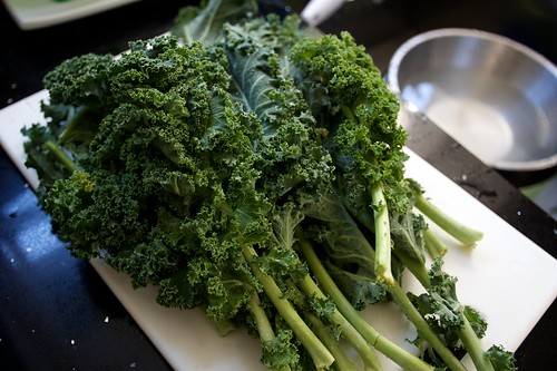 gather your kale