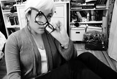 Edie Sedgwick (sjaejones) Tags: selfportrait asian costume jj makeup blonde andywarhol 1960s thefactory ediesedgwick