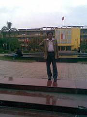 TS.Tran Manh Tien  at HUT