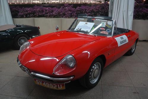1967 Alfa Romeo Spider. 1967 Alfa Romeo Duetto Spider