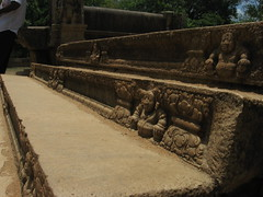 stairs (lkmal) Tags: history stone sri lanka anuradapura