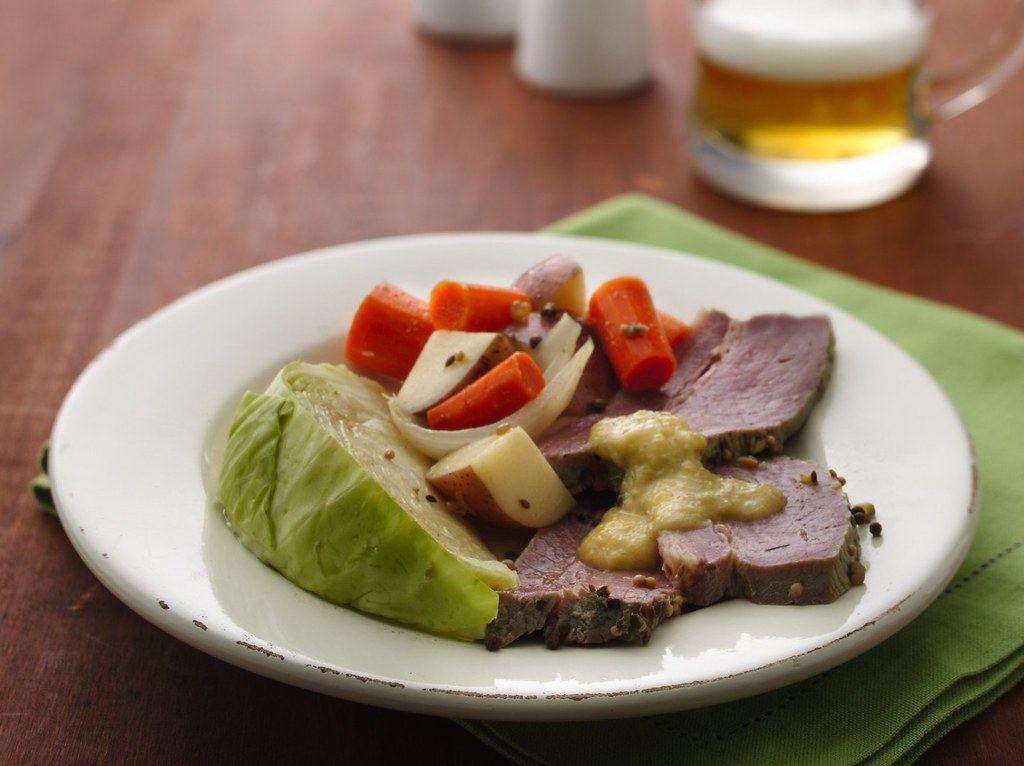 Recipe: Slow Cooker Corned Beef and Cabbage